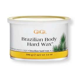 """GiGi- Tвърда маска за епилация """"Бразилско тяло""""- 396 гр."""