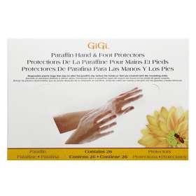 GiGi- Предпазители за парафин - 26 броя