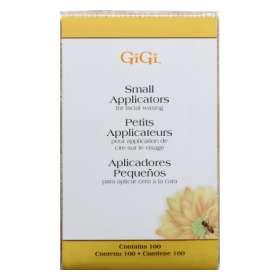 GiGi - Апликатори за маска за епилация - малки - 100 бр.