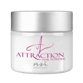 N.S.I. - Radiant white - Attraction nail powder - 40 gr.